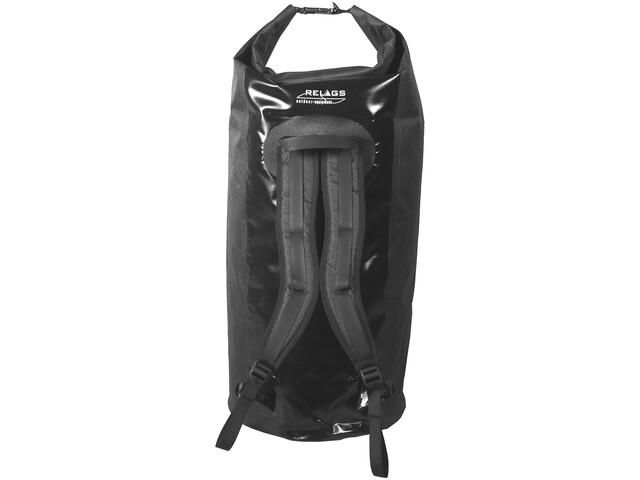 Basic Nature Duffelbag 90l, black